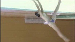 Gymnastic Seductive Russiaqn Chick
