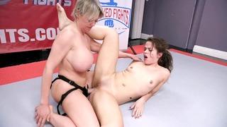 The Best of Victoria Voxxx Sex Fighting